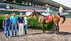 Believe Indeed winning at Delaware Park on 7/7/16