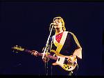 Paul McCartney 1975 Wings.© Chris Walter.
