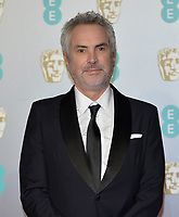 LONDON, UK - FEBRUARY 10: Alfonso Cuarón at the 72nd British Academy Film Awards held at Albert Hall on February 10, 2019 in London, United Kingdom. <br /> CAP/MPIIS<br /> ©MPIIS/Capital Pictures