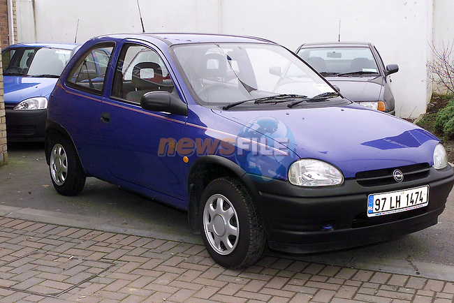 97 LH 1474 Opel..Picture Fran Caffrey Newsfile.