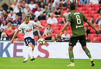 Tottenham's Harry Kane  during the pre season friendly match between Tottenham Hotspur and Juventus at White Hart Lane, London, England on 5 August 2017. Photo by Andrew Aleksiejczuk / PRiME Media Images.