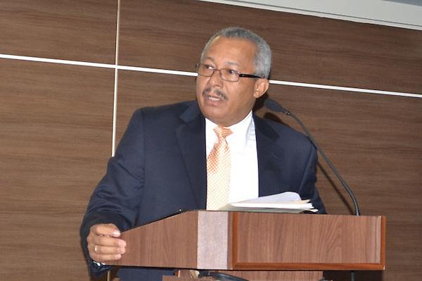 Salvador Ramos, Delegado del Partido Revolucionario Dominicano,  ante la Junta Central Electoral.Fotos: Carmen Suárez/acento.com.do.Fecha: 04/07/2011.