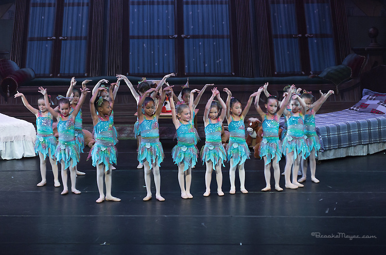 "Sunday Matinee, ""Flight To Neverland"", the 2013 Annual Recital by the Cary Ballet Conservatory."
