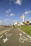 Israel, Tel Aviv, Reading Power plant at the mouth of the Yarkon River was built in 1938