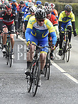 Drogheda Wheelers rider Stephen Carroll riding in the Coombes Connor Memorial race. Photo:Colin Bell/pressphotos.ie