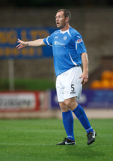 Frazer Wright, St Johnstone