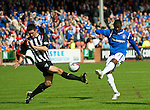 Maurice Edu scores goal no 2 for Rangers