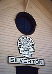 Silverton railroad depot