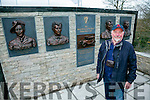 Unveiling of Wall of Remembrance for the The Ballykissane Tragedy Good Friday 1916 in Killorglin on Friday. Pictured Alan Ryan Hall Sculptor