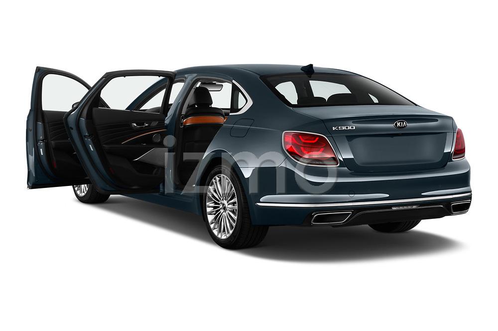 Car images of 2019 KIA K900 Luxury 4 Door Sedan Doors