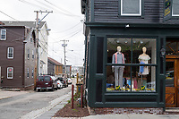 Coast to Country Outfitters is a clothing store located on Thames Street in Newport, Rhode Island, on Wed., April 19, 2017.