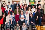 Seen at Bunkers restaurant, Killorglin on Saturday evening celebrating Jordan Murphy's 21st Birthday<br /> Front seated L-R: Breda O'Sullivan, Christina Murphy, Eileen Murphy, Jordan Murphy, John Murphy, JJ Murphy & Nicola Murphy from Killorglin with family & friends.