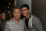 George Takei, Lea Salonga, Telly Leung, Michael K. Lee -1st preview of Allegiance 10/6/15