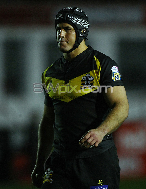 PICTURE BY VAUGHN RIDLEY/SWPIX.COM...Rugby League - Super League - Salford City Reds v Crusaders RL - The Willows, Salford, England - 02/04/11...Crusaders Tony Martin.