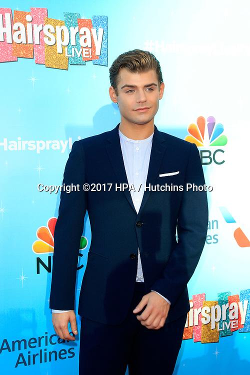 LOS ANGELES - JUN 9:  Garrett Clayton at the NBC's 'Hairspray Live!' FYC Event at the ATAS Saban Media Center on June 9, 2017 in North Hollywood, CA