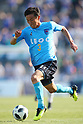 Soccer: 2018 J2 League: Yokohama FC 1-0 Tokushima Vortis