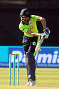 Ireland's James Shannon bats during a T20 match between Ireland and India at the Malahide cricket club in Dublin on June 27, 2018. Photo/Paul McErlane