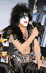 HOLLYWOOD, CA - MARCH 20: Paul Stanley of KISS  attends the 'Kiss, Motley Crue: The Tour' Press Conference at Hollywood Roosevelt Hotel on March 20, 2012 in Hollywood, California.
