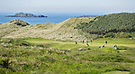 PORTRUSH - ROYAL PORTRUSH GOLF CLUB. The Dunluce Championship Course.COPYRIGHT KOEN SUYK