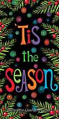 Sarah, CHRISTMAS SYMBOLS, WEIHNACHTEN SYMBOLE, NAVIDAD SÍMBOLOS, paintings+++++TisTheSeason-18-A,USSB621,#xx#