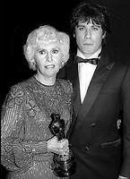 Barbara Stanwyck John Travolta Undated<br /> Photo By John Barrett/PHOTOlink