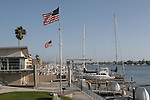 Sea Scout Base at Newport Beach