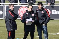 09.03.2016: Training Eintracht Frankfurt