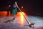 """Rosemie am Horn bei der Turn Gala """"Celebration"""" in der SAP Arena Mannheim.<br /> <br /> Foto © Ruffler *** Foto ist honorarpflichtig! *** Auf Anfrage in hoeherer Qualitaet/Aufloesung. Belegexemplar erbeten. Veroeffentlichung ausschliesslich fuer journalistisch-publizistische Zwecke. For editorial use only."""