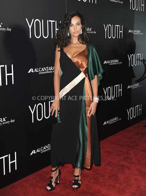 WWW.ACEPIXS.COM<br /> <br /> November 17 2015, LA<br /> <br /> Madalina Diana Ghenea arriving at the premiere of 'Youth' at the DGA Theater on November 17, 2015 in Los Angeles, California<br /> <br /> By Line: Peter West/ACE Pictures<br /> <br /> <br /> ACE Pictures, Inc.<br /> tel: 646 769 0430<br /> Email: info@acepixs.com<br /> www.acepixs.com