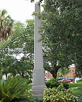 St. Augustine, FL June 27th:  A monument to Confederate General William Loring still stands in St. Augustine.  St. Augustine, Florida on June 27th, 2020 <br /> CAP/MPI/EK2<br /> ©EK2/MPI/Capital Pictures