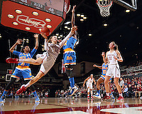 Stanford Basketball W vs UCLA, February 6, 2017