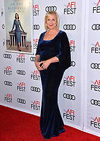 "LOS ANGELES, CA. November 08, 2018: Mimi Leder at the AFI Fest 2018 world premiere of ""On the Basis of Sex"" at the TCL Chinese Theatre.<br /> Picture: Paul Smith/Featureflash"