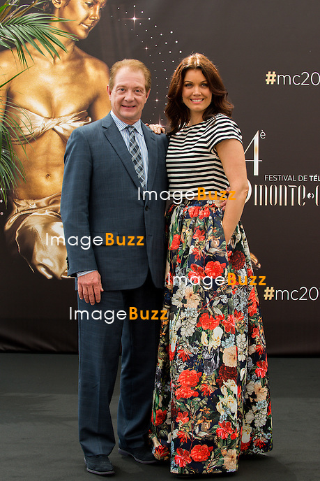 "Jeff Perry, Young Bellamy from the series ""Scandal"" attend photocall at the Grimaldi Forum on June 9, 2014 in Monte-Carlo, Monaco."