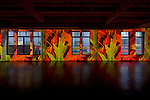 2013 02 11 Sky West First Floor Video Mapping