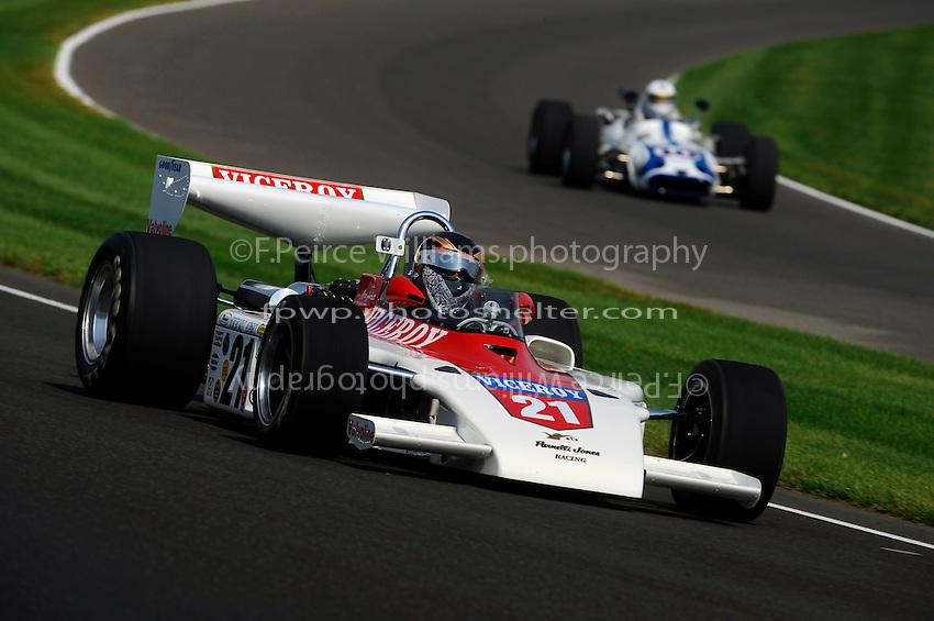 #21 ? ex-Mario Andretti Eagle (rear engine era)