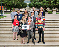 Occidental College class of 2011, June 11, 2016, Alumni Reunion Weekend<br /> (Photo by Don Milici, Freelance Photographer)