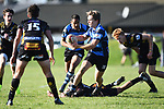NELSON, NEW ZEALAND - JUNE 8: UC Championship Rugby - Nelson College v Waimea Combined at Sport Park, Motueka. 8 June 2019 in Motueka, New Zealand. (Photo by Chris Symes/Shuttersport Limited)