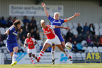 Arsenal Ladies v Chelsea Ladies - FA Cup - 12/04/2015