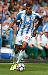Collin Quaner of Huddersfield Town during the premier league match at the John Smith's Stadium, Huddersfield. Picture date 20th August 2017. Picture credit should read: Simon Bellis/Sportimage