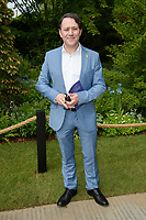 Reece Shearsmith<br /> at the Chelsea Flower Show 2018, London<br /> <br /> ©Ash Knotek  D3402  21/05/2018