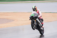 2015 Pre season winter test IRTA Moto3 & Moto2 in Valencia - 2nd day