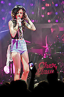 Norwich -  Seventh series X Factor contestant, Cher Lloyd, plays the UEA, Norwich as part of her first headline tour - March 30th 2012..Photo by Mike Mustard