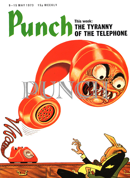 (The tyranny of the telephone)
