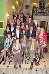 Tim Foley, Barleymount, Killarney, pictured with family and friends as he celebrated his 60th birthday in the Dromhall Hotel, Killarney on Saturday night.