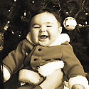 Baby L Christmas Gallery