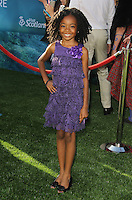Skai Jackson at Film Independent's 2012 Los Angeles Film Festival Premiere of Disney Pixar's 'Brave' at Dolby Theatre on June 18, 2012 in Hollywood, California. &copy;&nbsp;mpi28/MediaPunch Inc. NORTEPHOTO.COM<br />