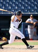 Josh Thole / Peoria Saguaros 2008 Arizona Fall League..Photo by:  Bill Mitchell/Four Seam Images