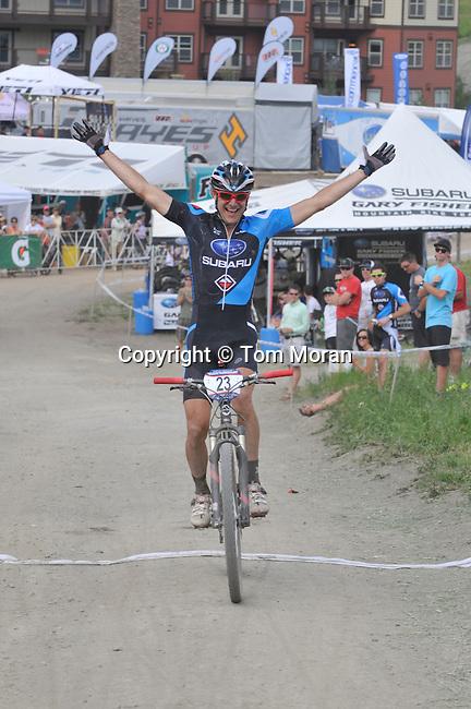 National Mountain Bike Championships, Sol Vista, Colorado, July 18, 2009