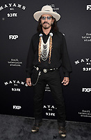 """LOS ANGELES - AUGUST 27: Raoul Max Trujillo attends the season two red carpet premiere of FX's """"Mayans M.C"""" at the ArcLight Dome on August 27, 2019 in Los Angeles, California. (Photo by Scott Kirkland/FX/PictureGroup)"""