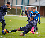 250218 Rangers training